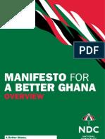 Ndc_manifesto_General Agenda Prez Mills