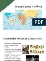 Colonizaçao portuguesa na Africa