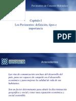 CLASIFICACION DE PAVIMENTOS