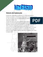 APUNTES BALONCESTO