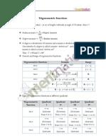 trigonomatery