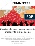 Direct Benefits Transfer