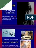 Fiebre en Pediatría