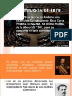 constitución 1878.pptx