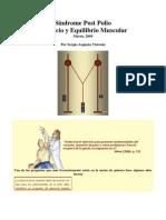 Sindrome Post Polio  Ejercicio y Equilibrio Muscular