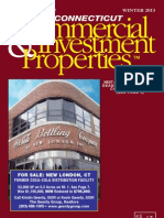 CT Commercial Investment Properties Magazine, Winter 2013