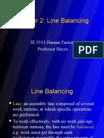 Chapter 2 Line Balancing No Pics