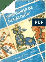 PRINCÍPIOS DE HERÁLDICA