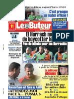 LE BUTEUR PDF du 11/02/2009
