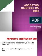 Aspectos clínicos da dor