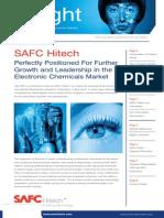 SAFC Hitech Insight Newletter - July 2007