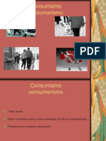 Consumismo e Consumerismo