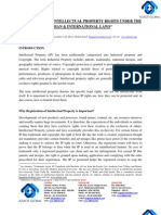 Protection of Intellectual Property Rights under the Indian and International Laws.pdf