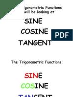 Trig Functions PP