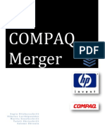 HP & Compaq Merge