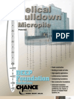 Helical Pulldown micropile.