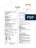 MSDS Isobutane UK