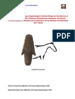 2011-09 Informe G40 participación en Proyecto Kuretes