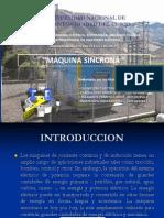 Presentacion_maquinas sincronas