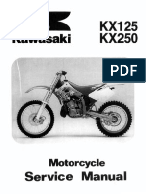 Fabulous Kx125 Kx250 94 98 Service Manual Carburetor Throttle Pabps2019 Chair Design Images Pabps2019Com