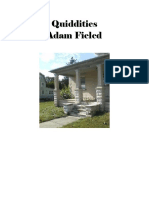 """Quiddities (Philosophical Poetry)"""