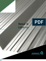 manual de cubiertas