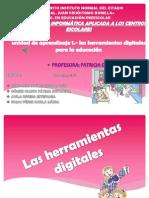 Diapositivas Clasificacion de Herramientas Digitales