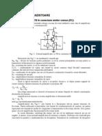 Curs 5 Aplicatii Tranzistoare