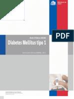 Guia Minsal Diabetes Mellitus
