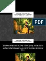 Películas animadas (1)-Blancanieves-Roberto Jorge Saller