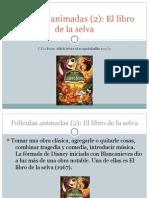 Películas animadas (2)-El libro de la Selva-Roberto Jorge Saller