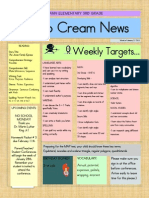 Whip Cream News