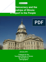 Local Democracy and the Townships of Illinois