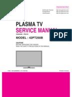 p55vt30 service manual
