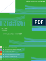 ICMM Publication Guide