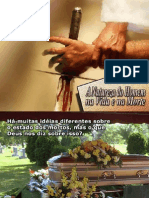 10. a Natureza Do Homem Na Vida e Na Morte