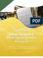 Guia Alumno Bodega Recepcion y almacenaje de alimentos