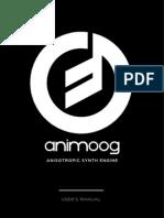 Animoog Manual