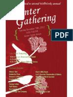 winter gathering 2012