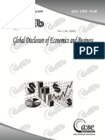 Global Disclosure of Economics and Business (GDEB)
