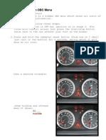 E60 Hidden OBC Instructions