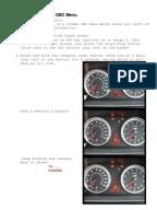 bmw 5 series e60 e61 repair manual 2004 2010 complete index e60 hidden obc instructions