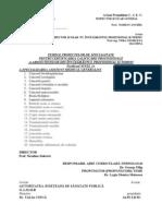 Teme Proiect Asistent Medical Generalist