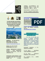 JORNAL ELETRÔNICO DO GCKFRM RJ N° 10