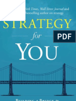 """Free download of Chapter 1 from the book """"Strategy For You"""""""