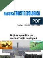 Reconstrucţie ecologică