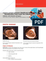 Infection Marteilia refringens