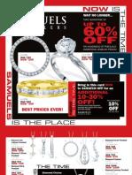Samuels Jewelers Clearance Catalog Region 2