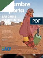 Acción contra el Hambre. El Hambre Importa, 2012