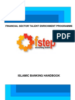 Islamic Banking Handbook Financial Sector Talent Enrichment Programme